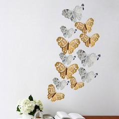 Butterfly Design Beautiful Card Paper Decorative Accessories