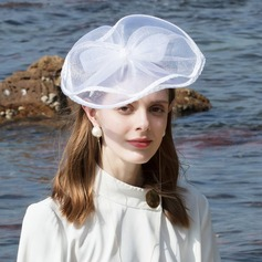 Ladies' Glamourous/Simple/Eye-catching Polyester Fascinators
