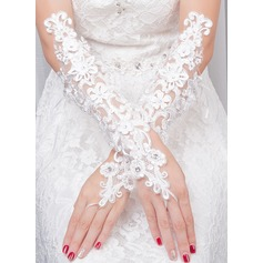 Tulle Bridal Gloves (014132841)