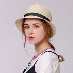 Ladies' Fashion Raffia Straw Straw Hat
