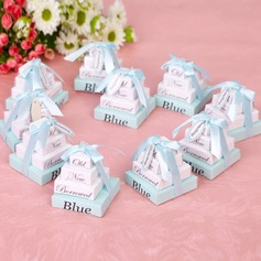 """Something Old New Borrowed And Blue"" High quality paper Note Pad With Ribbons  (051015934)"