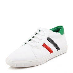 Women's Leatherette With Lace-up Sneakers & Athletic (247147860)