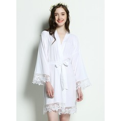 Cotton Bride Bridesmaid Blank Robes (248174563)