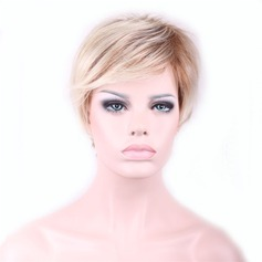 Straight Synthetic Hair Capless Wigs (Sold in a single piece) 80g