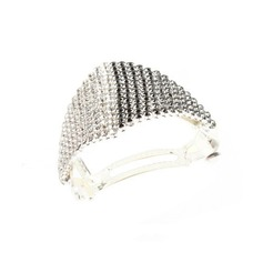 Beautiful/Fashion Crystal Combs & Barrettes (Sold in single piece)