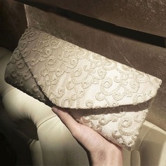 Elegant Lace Clutches/Satchel