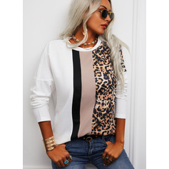 Regular Fitted Casual Long Sleeves (1003258796)