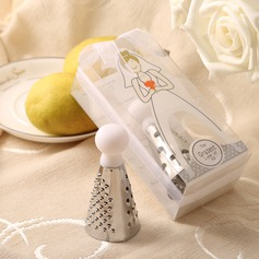 Elegant Stainless Steel Cheese Grater
