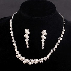 Beautiful Alloy Rhinestones With Rhinestone Imitation Crystal Ladies' Jewelry Sets