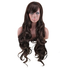 Loose Wavy Capless Synthetic Wigs