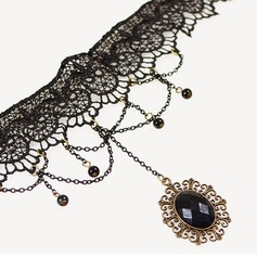 Fashional Alloy Lace Women's Fashion Necklace