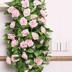 Rose vine Silk Flower