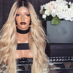 Wavy Synthetic Hair Lace Front Wigs (Sold in a single piece) 300g
