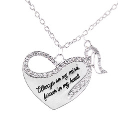Bride Gifts - Eye-catching Alloy Rhinestones Necklace