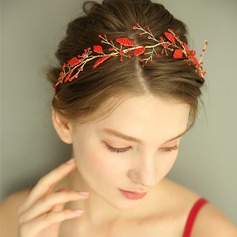 Ladies Gorgeous Crystal Headbands With Rhinestone/Crystal (Sold in single piece)
