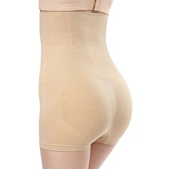 Women Sexy/Honeymoon Chinlon/Nylon Breathability/Butt Lift High Waist Panty Shapers Shapewear