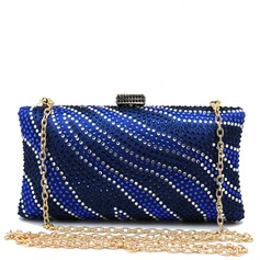 Pretty Polyester Clutches