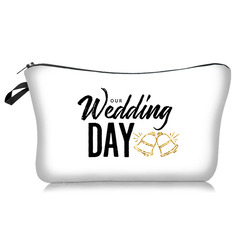 Bride Gifts - Eye-catching Polyester Handbag