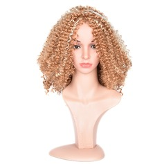 Curly Synthetic Hair Capless Wigs 300g