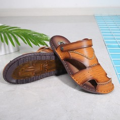 Men's Microfiber Leather Casual Men's Sandals (262200828)