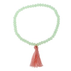 Shining Crystal With Tassels Ladies' Fashion Bracelets (Set of 3)