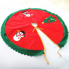 Christmas Tree Skirt Decoration  Diameter 90CM High Quality