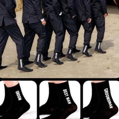 Groomsmen Gifts - Classic Cotton Socks