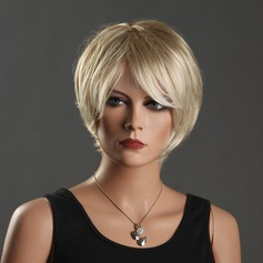 Straight Capless Synthetic Wigs
