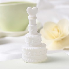 Wedding Cake Plastic Bubble Bottle