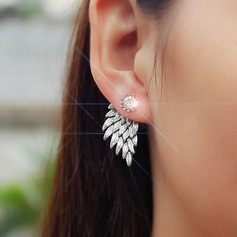 Nice Alloy Ladies' Fashion Earrings