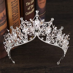 Ladies Eye-catching Alloy Tiaras (Sold in single piece)