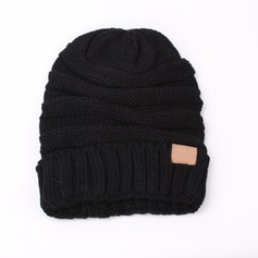 Ladies' Beautiful/Unique Polyester Beanie/Slouchy