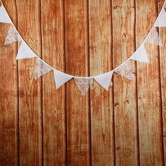 Simple Cloth/Cotton Photo Booth Props