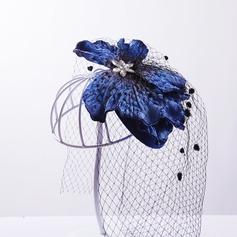 Ladies' Elegant Net Yarn/Tulle Fascinators/Tea Party Hats