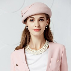 Ladies ' Nicea Wełna Beret Hat