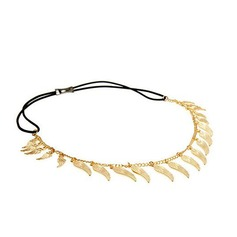 Ladies Fashion Alloy Headbands