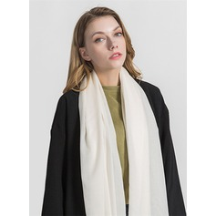 Solid Color Light Weight/Oversized/Cold weather Artificial Wool Scarf