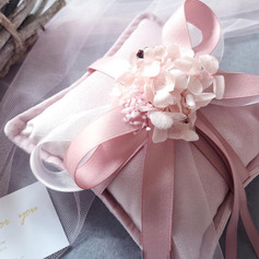 Luxury/Dreamy/Pure Love Cloth Ring Pillow With Sash
