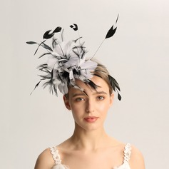 Ladies' Fashion/Special/Glamourous/Elegant/Unique/Fancy/Romantic/Vintage/Artistic Feather Fascinators