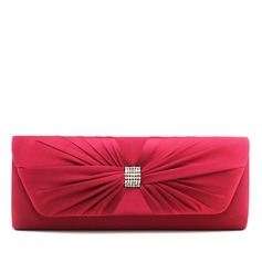 Charming Satin Clutches
