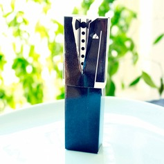 12pcs/set Tuxedo Design Favor Boxes