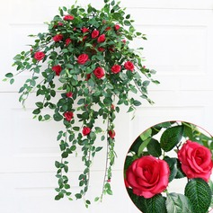 Flower Vine Attractive Silk Flower Artificial Flowers