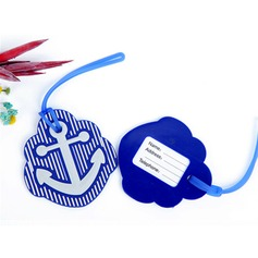 Anchor Luggage Tag Favor