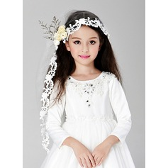 Lace With Flower Flower Headband