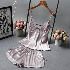 SilK Feminine/Fashion Sleepwear