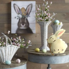 Rabbit Design Nice/Lovely/Pretty Wooden Wedding Ornaments