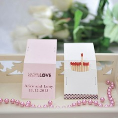 "Personalized ""All You Need is Love"" Hard Card Paper"