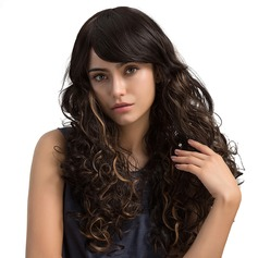 Curly Long Synthetic Wigs (Sold in a single piece) (219130042)