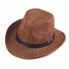 Men's Classic Salty Straw Cowboy Hats/Kentucky Derby Hats