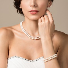 "Beautiful Pearl/""AA"" Pearl Ladies' Jewelry Sets (011054439)"
